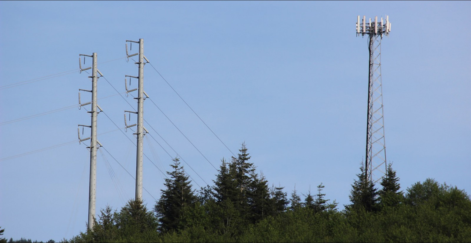 Transmission Poles & Telecom Towers