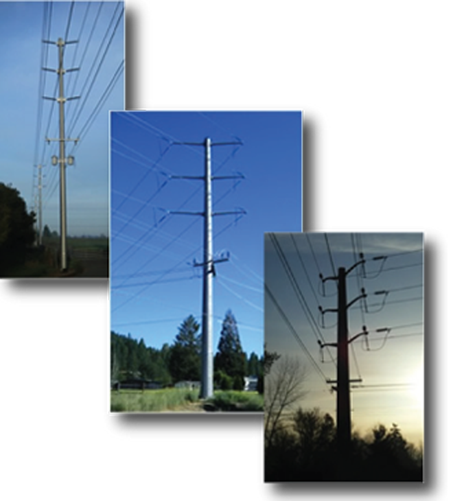 Transmission Distribution And Substation Steel Structures